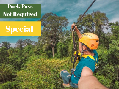 Early Bird Special - Gold Eco Adventure